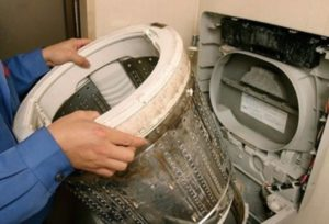 Cách tháo máy giặt sanyo