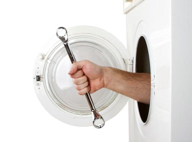 khắc phục mã lỗi máy giặt Samsung