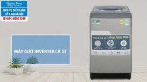 Máy giặt Inverter là gì