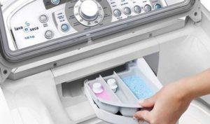 Tại sao máy giặt không xả nước xả vải