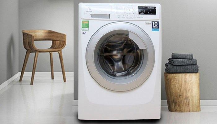 ưu điểm của máy giặt cửa trước